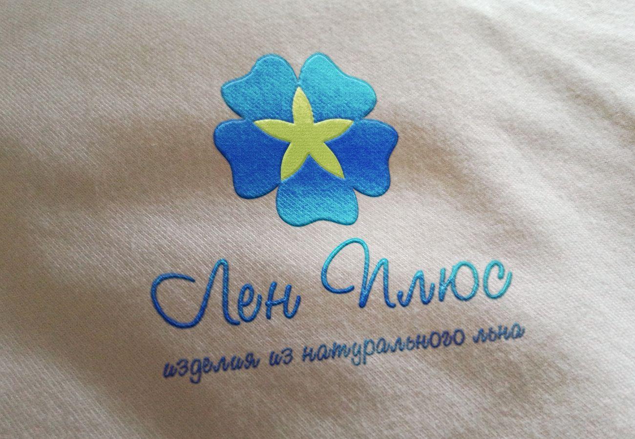 Логотип интернет-магазина ЛенПлюс - дизайнер yuldashbaev