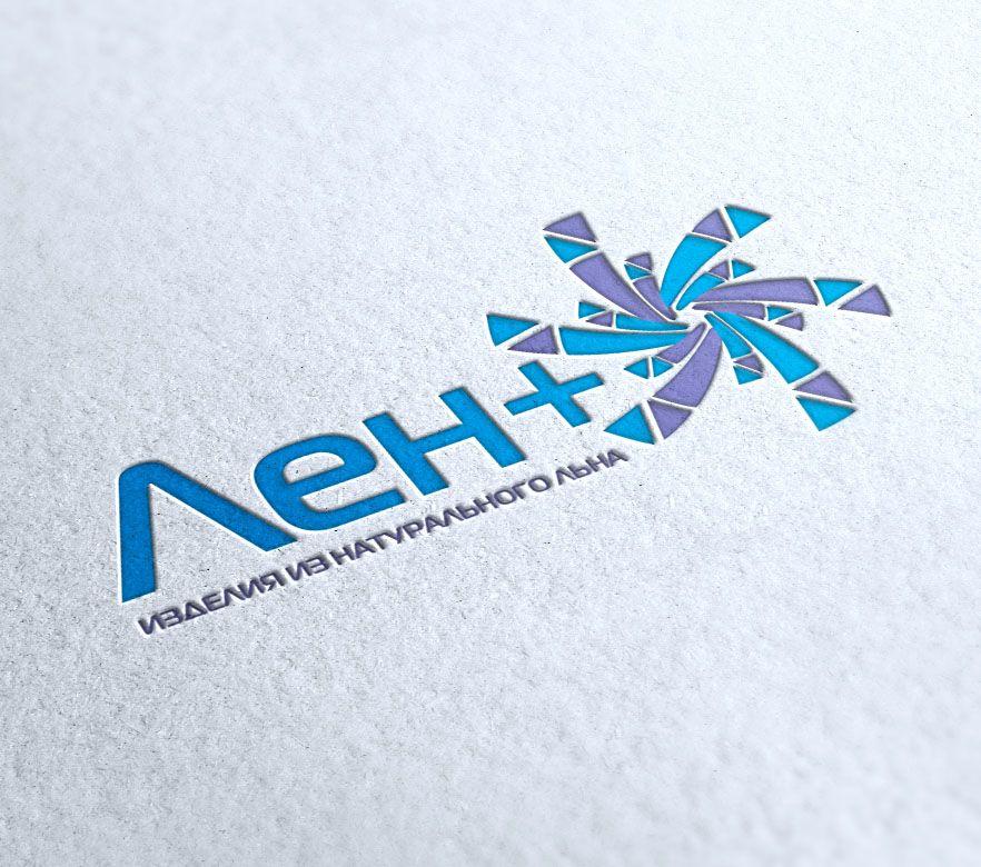 Логотип интернет-магазина ЛенПлюс - дизайнер zhutol