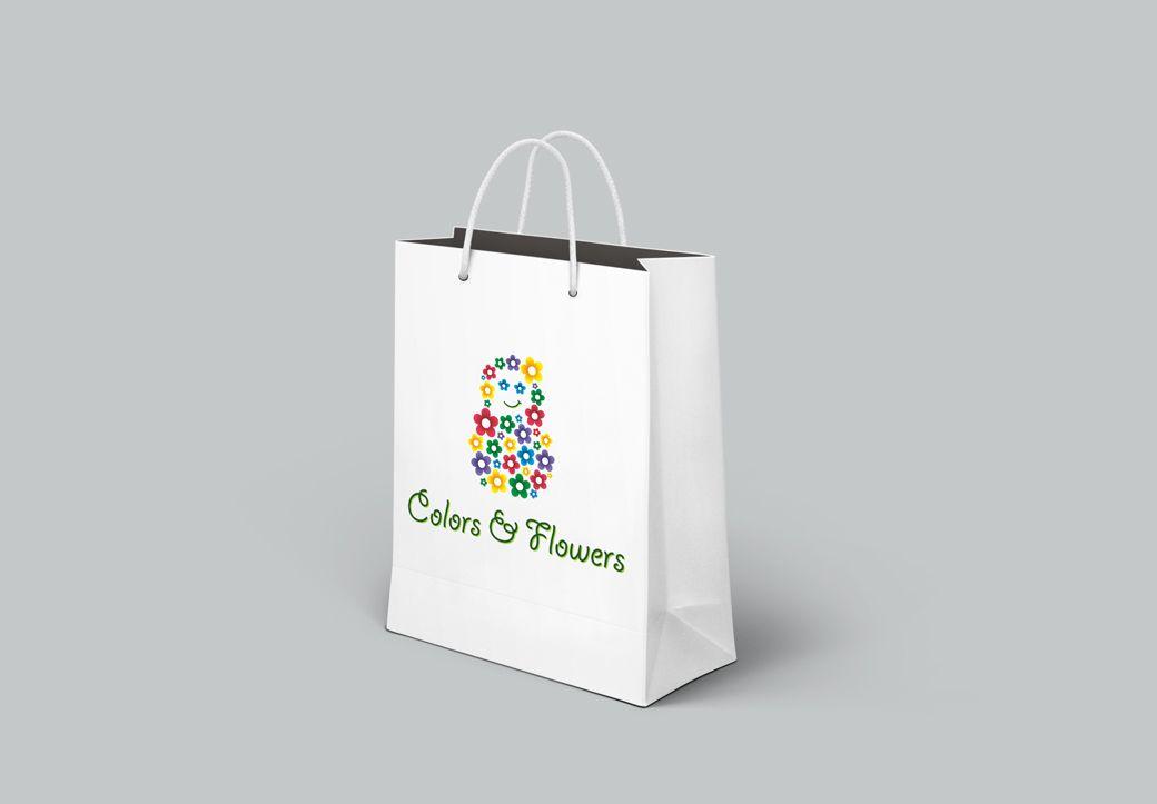 Colors & Flowers Логотип и фирменный стиль - дизайнер Alexey_SNG