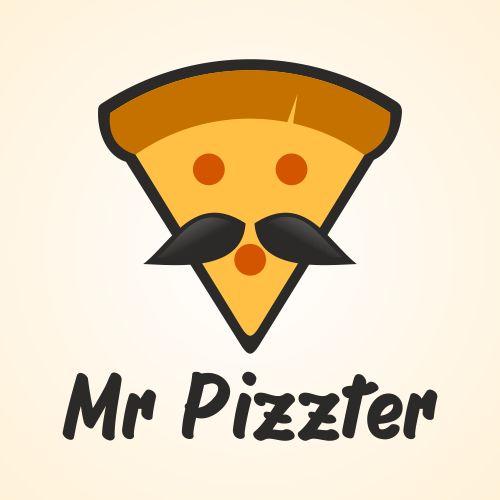 Доставка, кафе пиццы, сендвичей, бургеров. - дизайнер logig