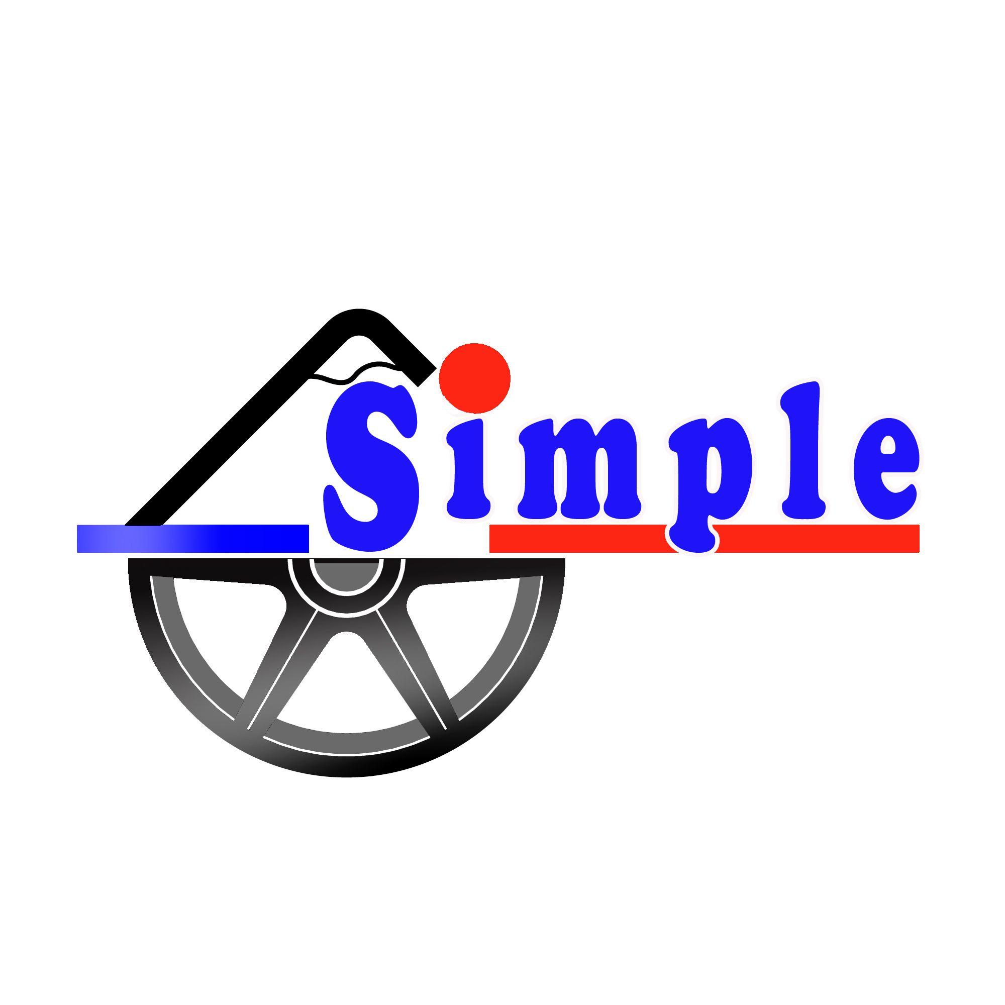 Лого для Simple. Компания по продаже автозапчастей - дизайнер olga-bel
