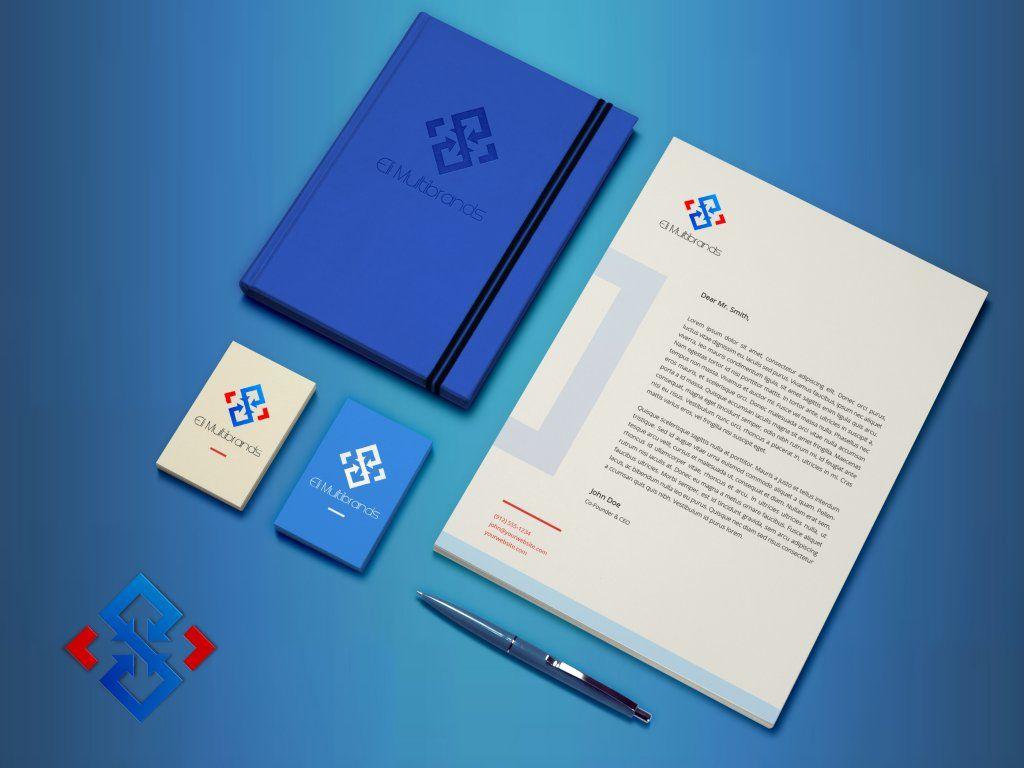 Логотип для компании ELI Multibrands - дизайнер Keroberas