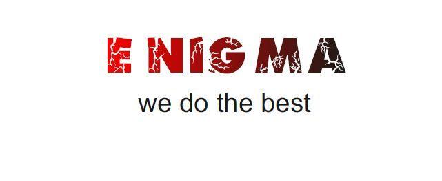 Логотип и фирмстиль для Enigma - дизайнер inaverage