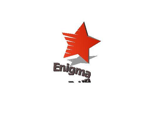 Логотип и фирмстиль для Enigma - дизайнер SvetaKvit