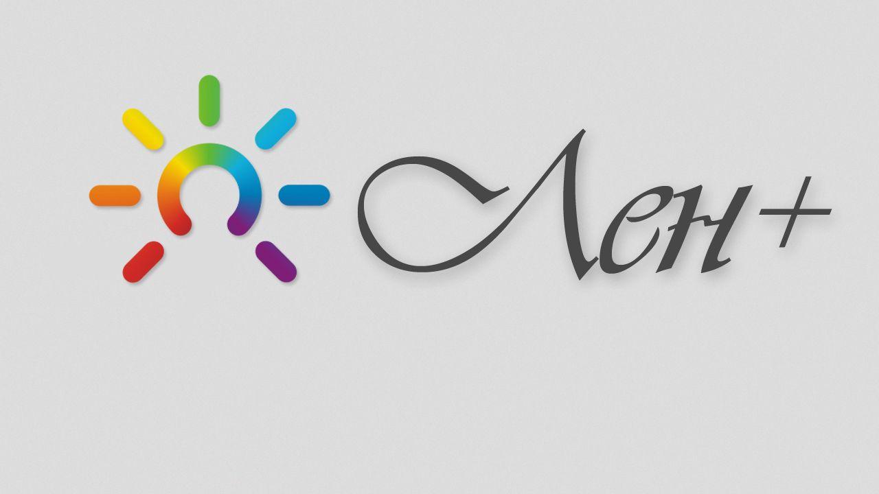 Логотип интернет-магазина ЛенПлюс - дизайнер kasock
