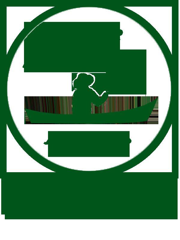 Лого он-лайн фотожурнала о рыболовстве и природе - дизайнер fialka96