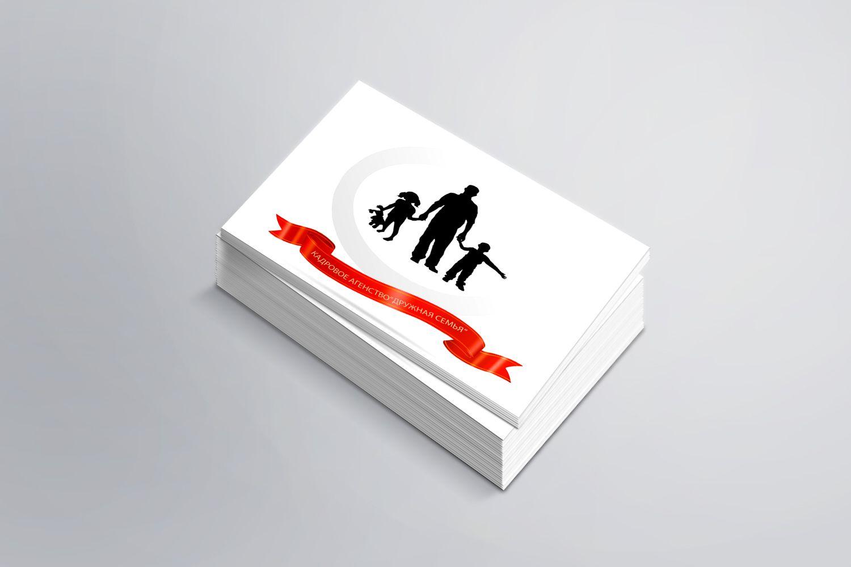 Логотип агентства домашнего персонала - дизайнер MerserStudio