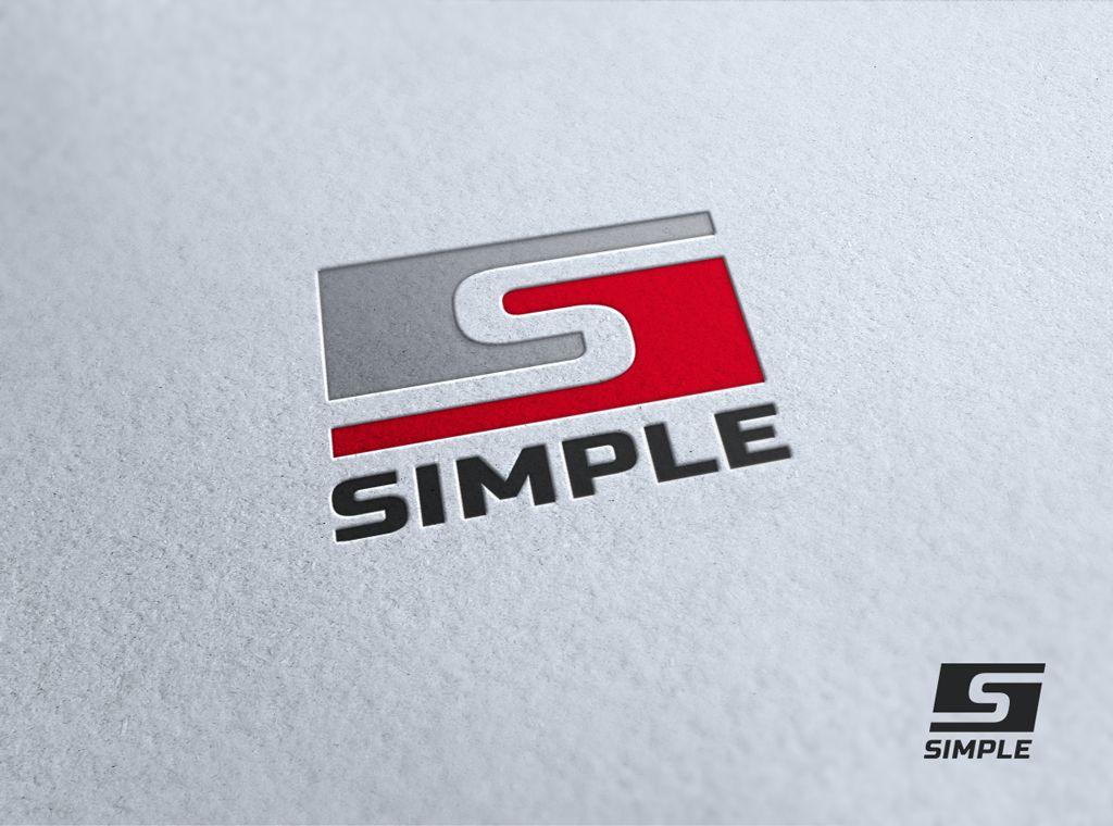 Лого для Simple. Компания по продаже автозапчастей - дизайнер RealityOne