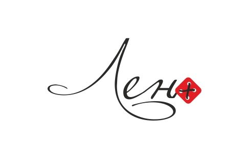 Логотип интернет-магазина ЛенПлюс - дизайнер TinaPro