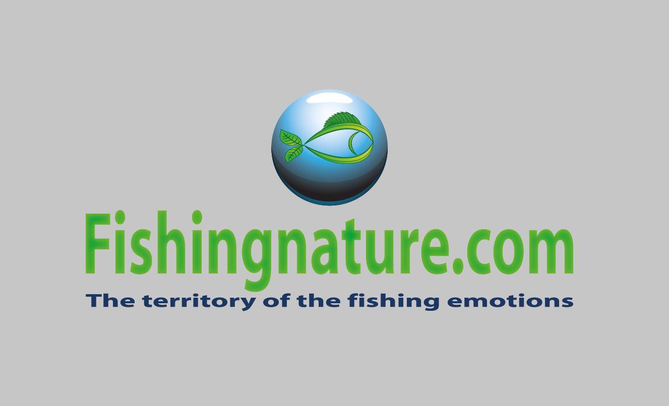 Лого он-лайн фотожурнала о рыболовстве и природе - дизайнер splinter