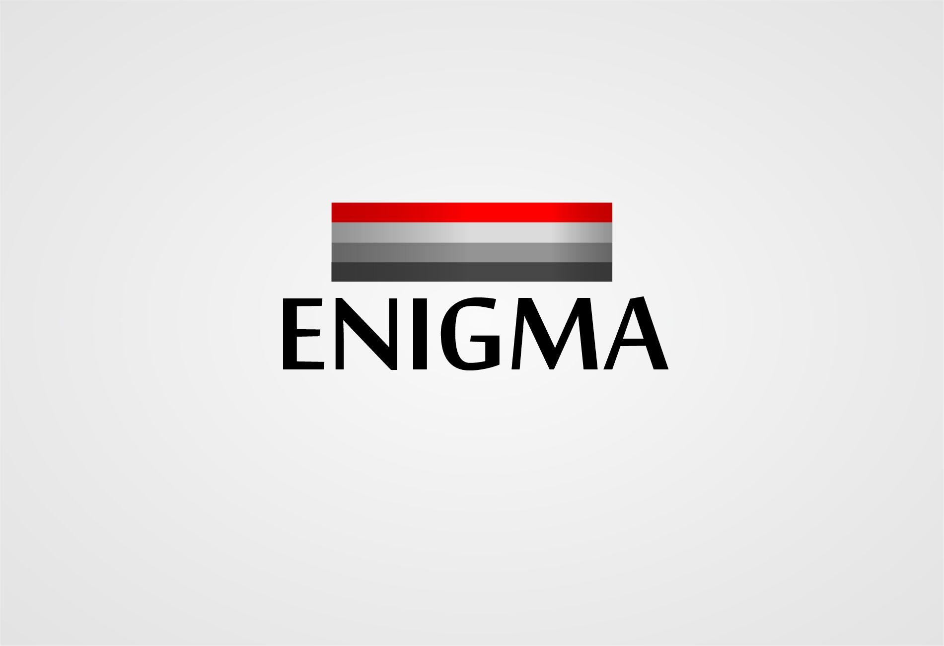 Логотип и фирмстиль для Enigma - дизайнер PUPIK