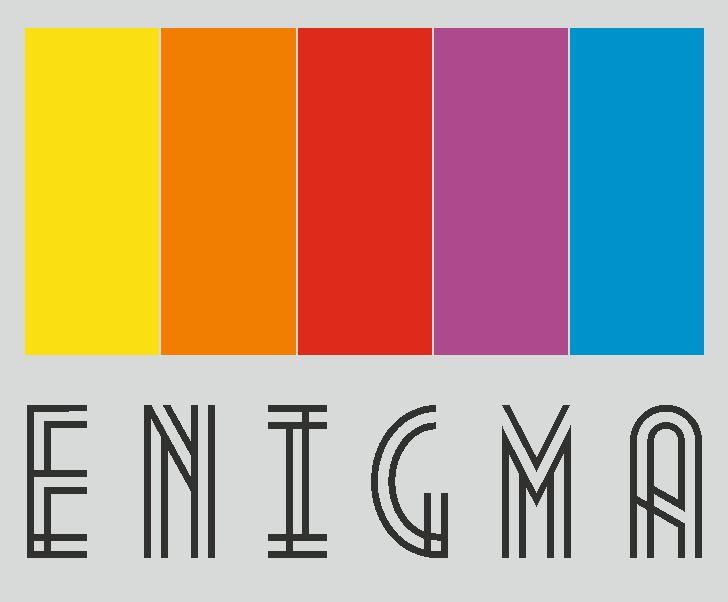 Логотип и фирмстиль для Enigma - дизайнер Canti
