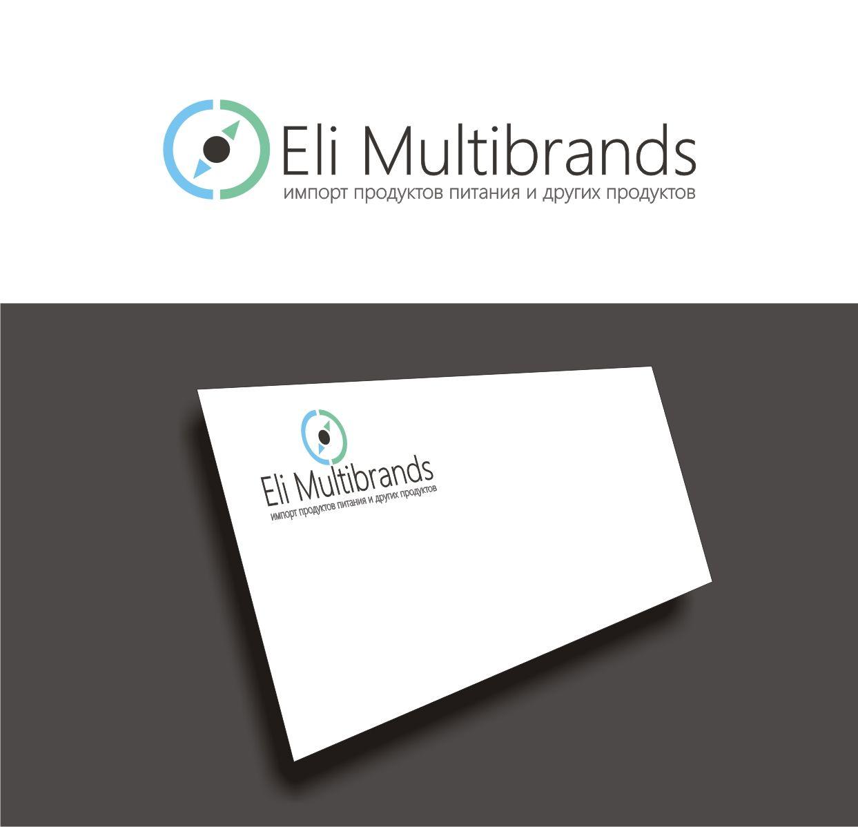 Логотип для компании ELI Multibrands - дизайнер LiXoOnshade