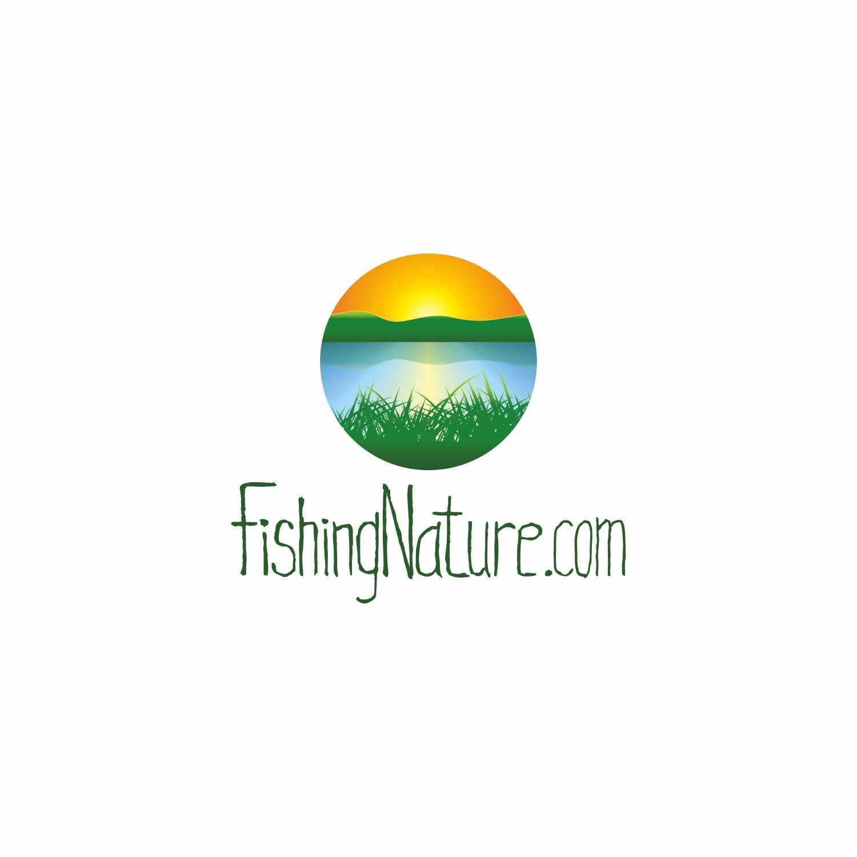 Лого он-лайн фотожурнала о рыболовстве и природе - дизайнер Fresh18