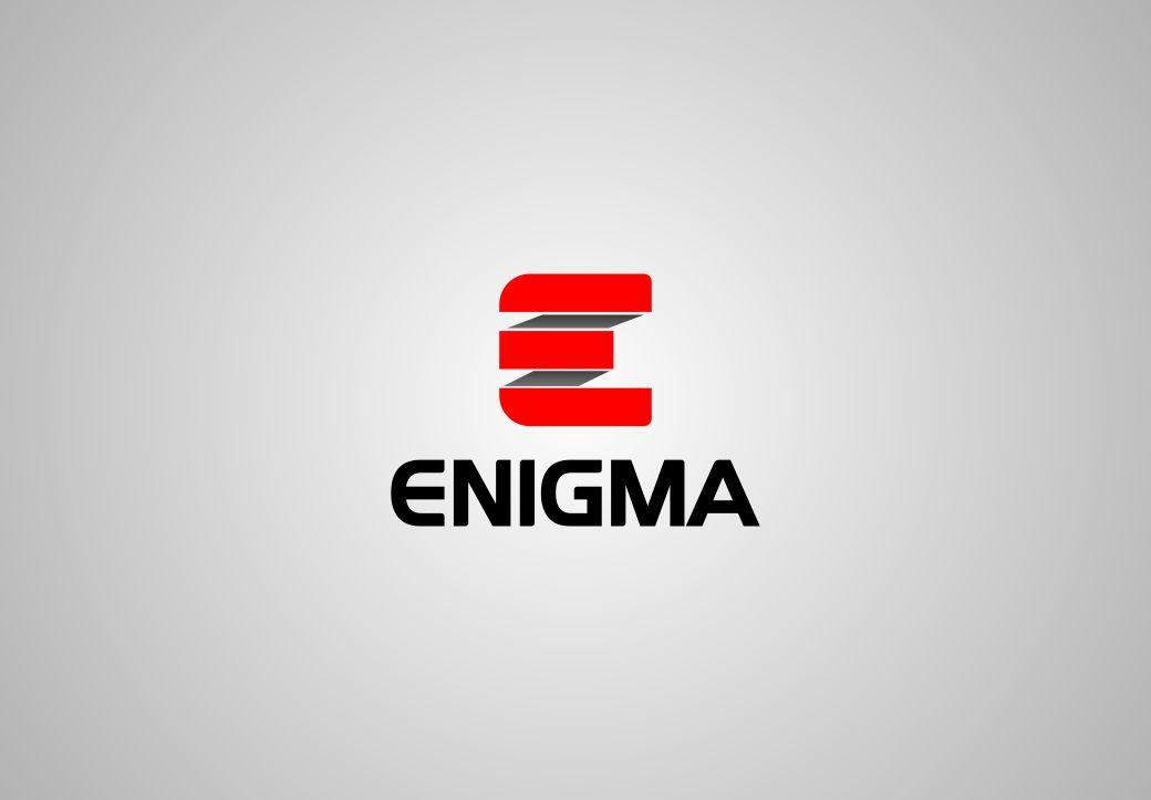 Логотип и фирмстиль для Enigma - дизайнер robert3d