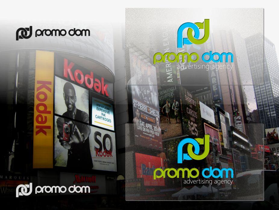 Логотип рекламного агентства - дизайнер vchernets