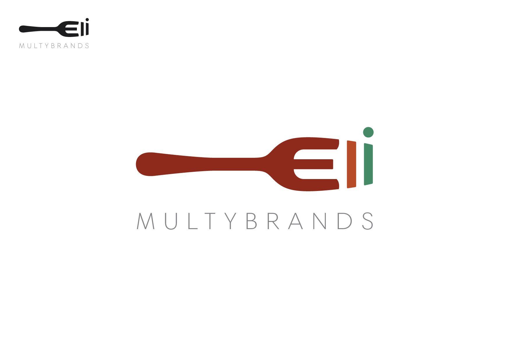 Логотип для компании ELI Multibrands - дизайнер Shatiks