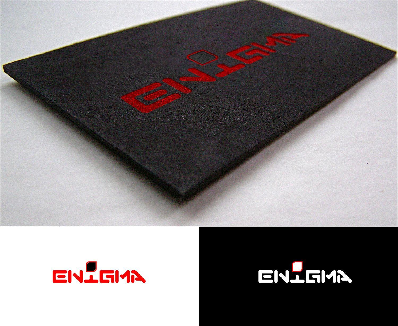 Логотип и фирмстиль для Enigma - дизайнер sehu
