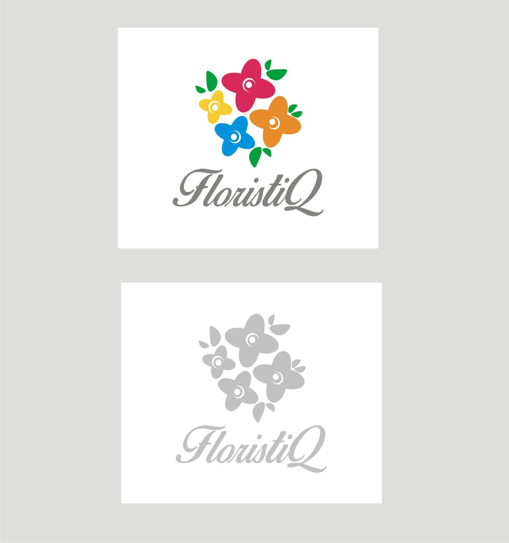 Логотип и фирм. стиль цветочного салона - дизайнер dbyjuhfl