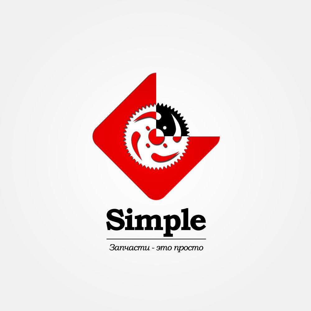 Лого для Simple. Компания по продаже автозапчастей - дизайнер skiborg92