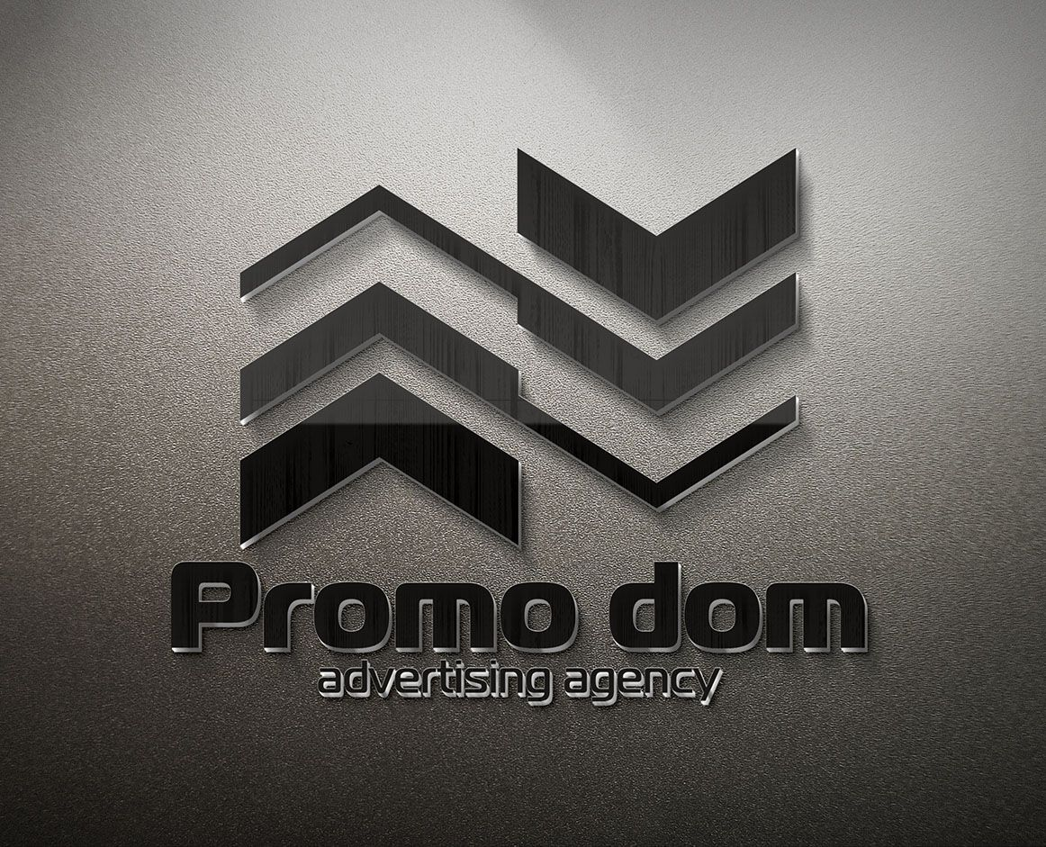 Логотип рекламного агентства - дизайнер zhutol