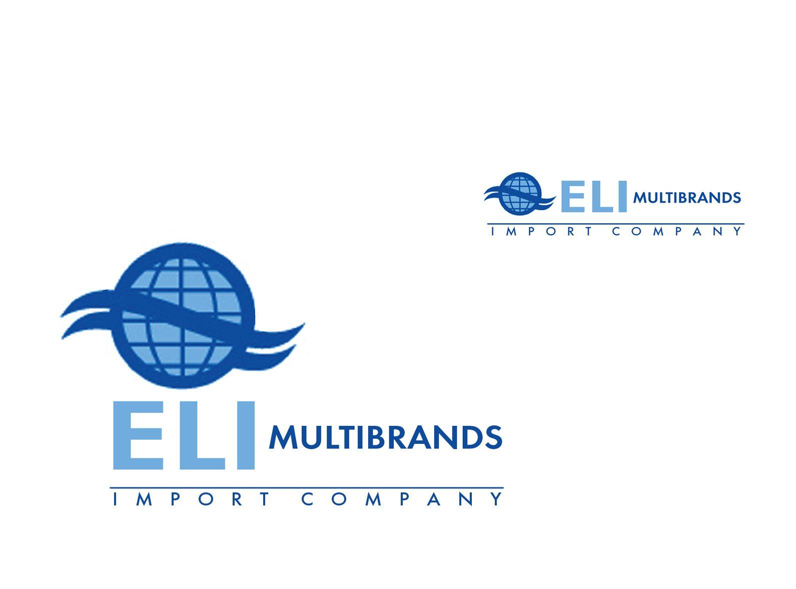 Логотип для компании ELI Multibrands - дизайнер BRUINISHE
