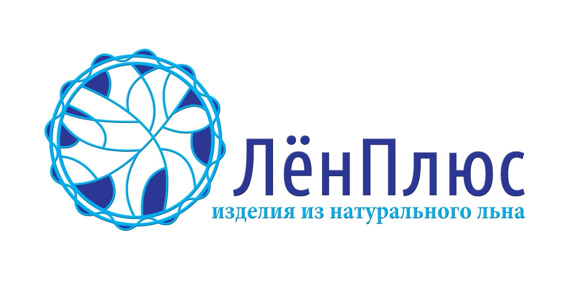 Логотип интернет-магазина ЛенПлюс - дизайнер Julia_Design