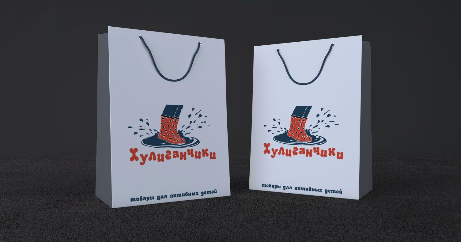 Логотип и фирменный стиль для интернет-магазина - дизайнер turboegoist
