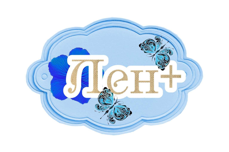 Логотип интернет-магазина ЛенПлюс - дизайнер lilya-asta2