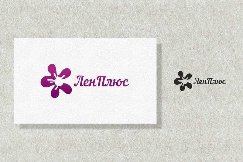 Логотип интернет-магазина ЛенПлюс - дизайнер camelyevans