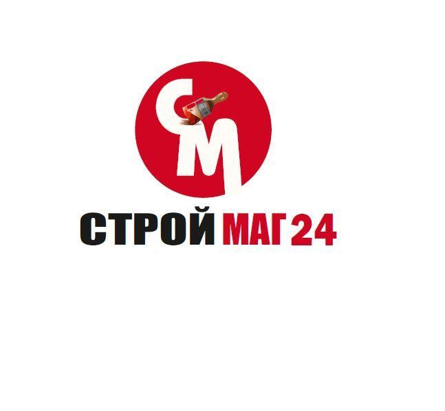Лого и фирм стиль для Строймаг24 - дизайнер inaverage