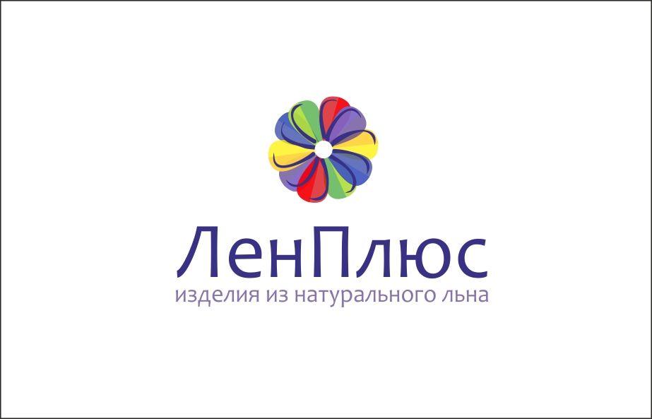 Логотип интернет-магазина ЛенПлюс - дизайнер oksana123456
