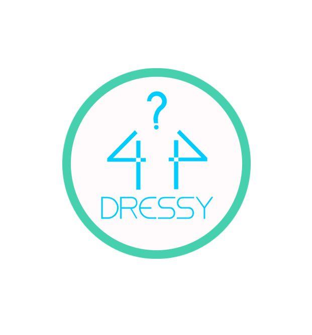 разработка логотипа _производство платьев - дизайнер Keroberas