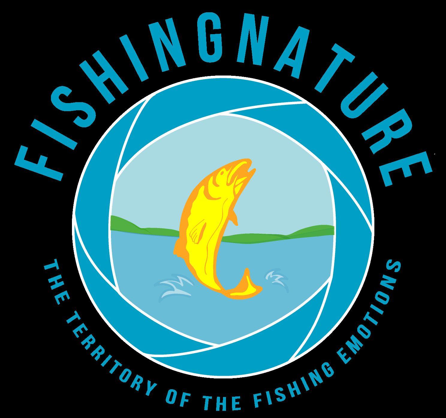 Лого он-лайн фотожурнала о рыболовстве и природе - дизайнер I_LIKE_SMILE