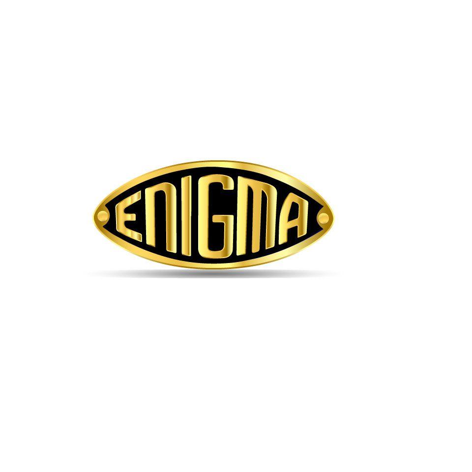 Логотип и фирмстиль для Enigma - дизайнер Gru3uH