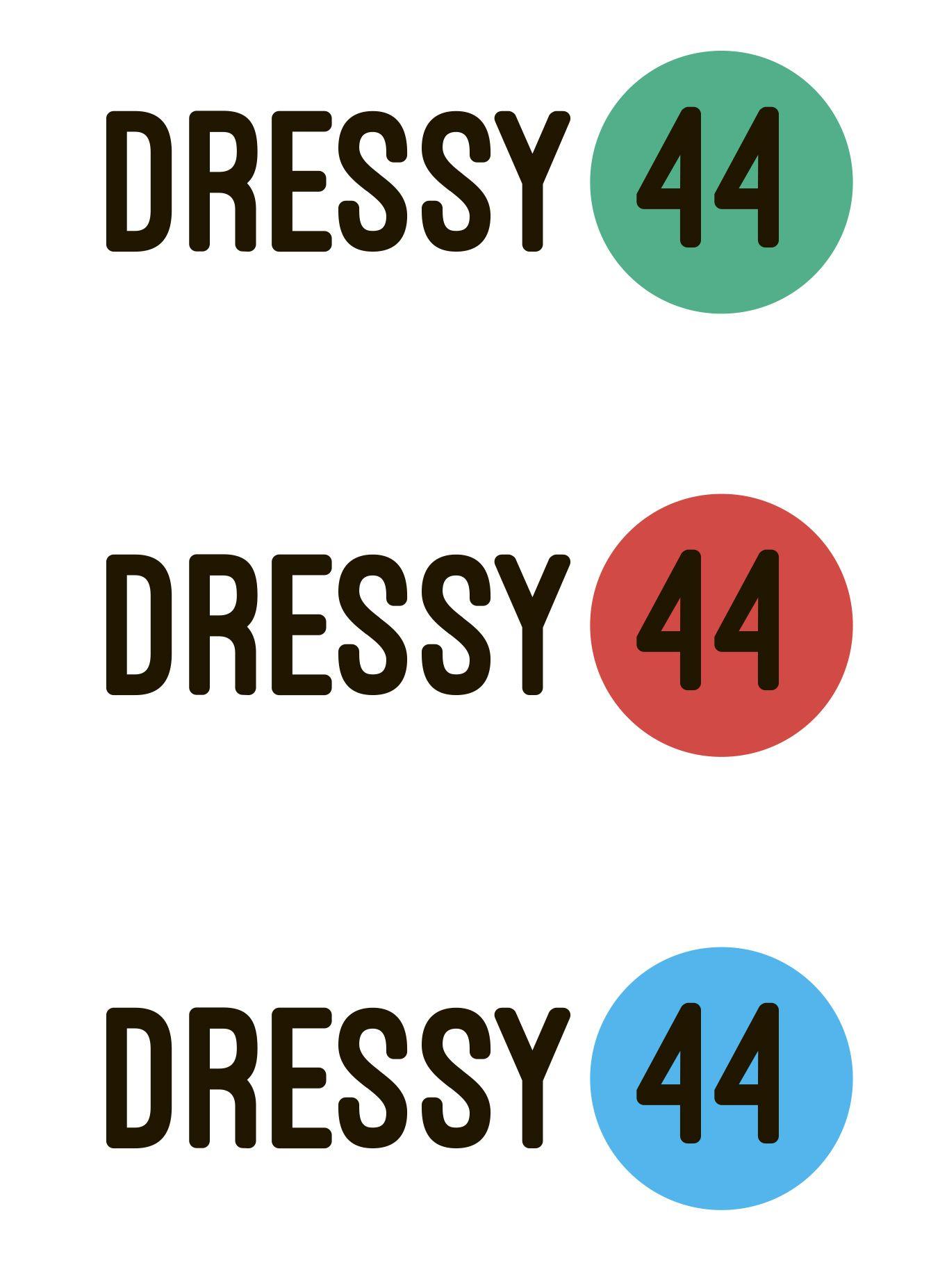 разработка логотипа _производство платьев - дизайнер annagaydabas