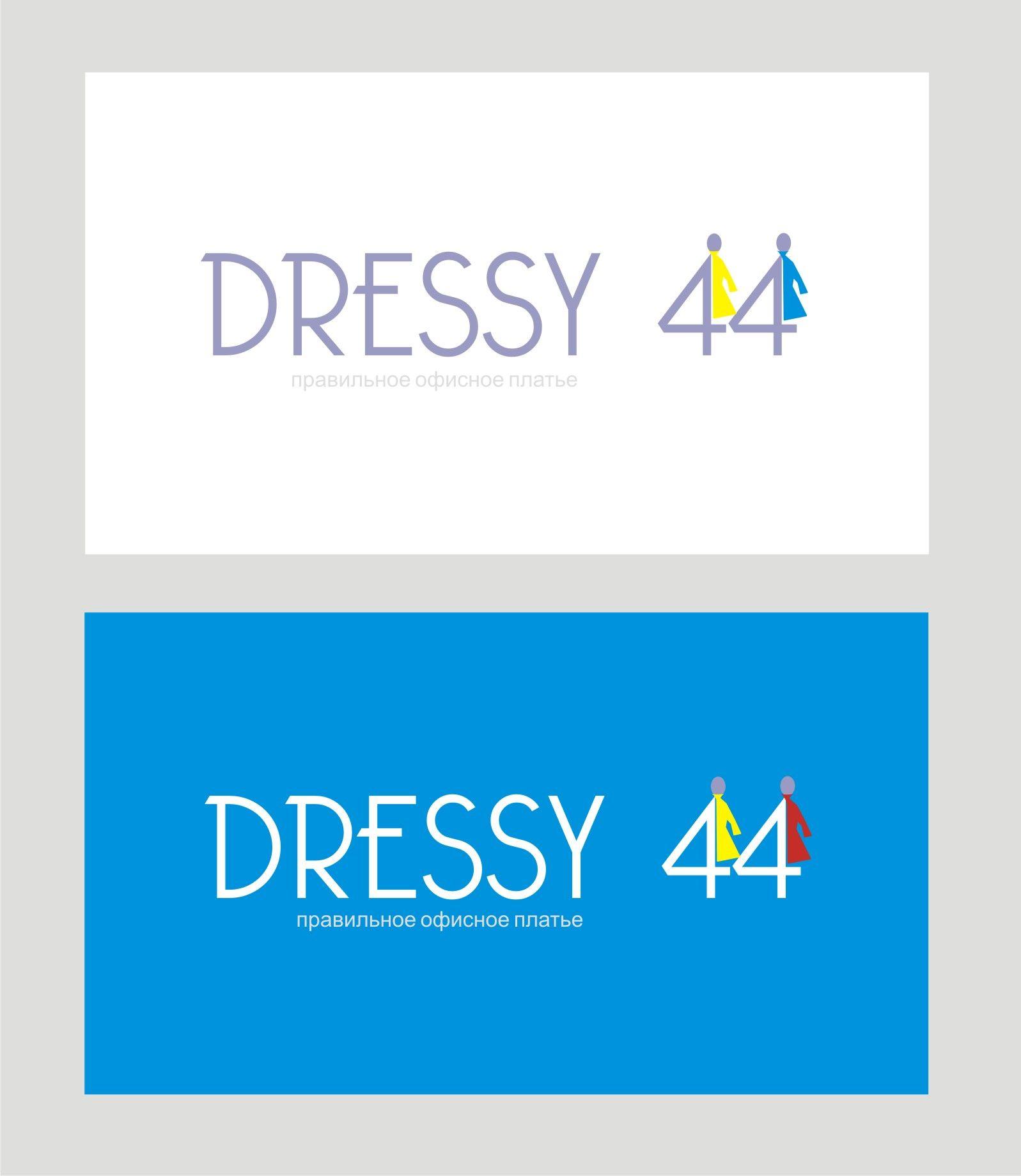 разработка логотипа _производство платьев - дизайнер dbyjuhfl