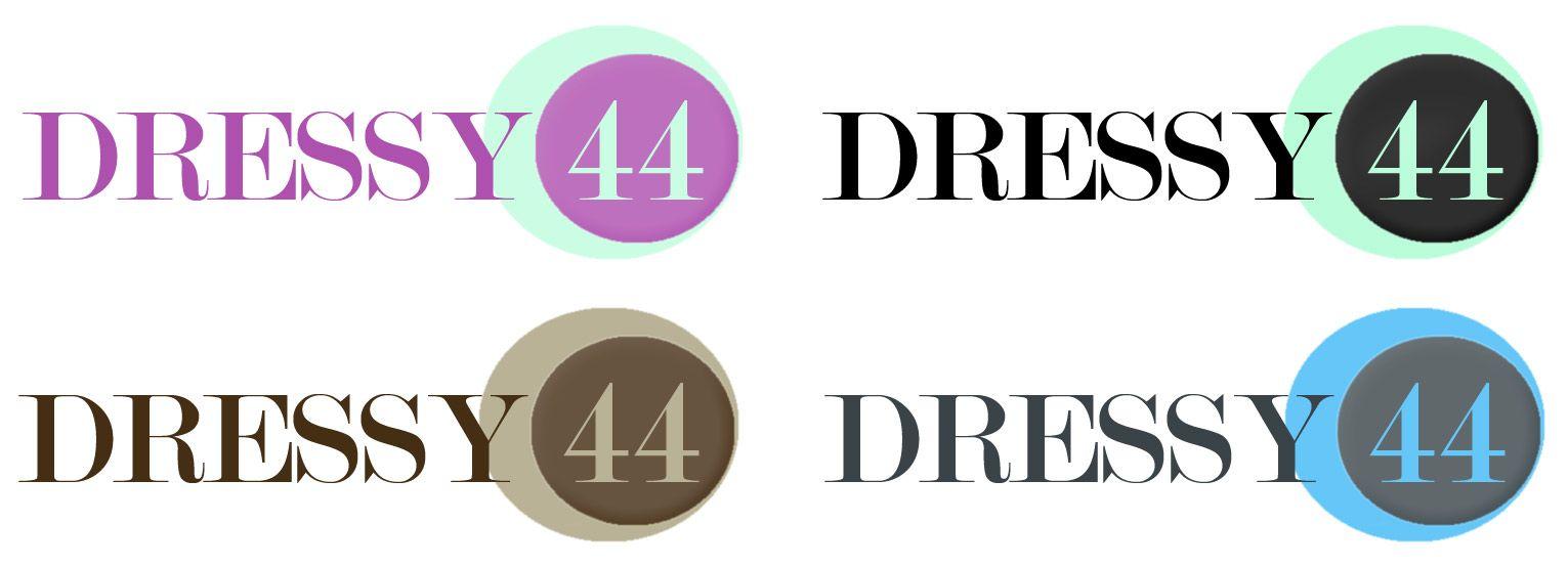 разработка логотипа _производство платьев - дизайнер TochibanaM