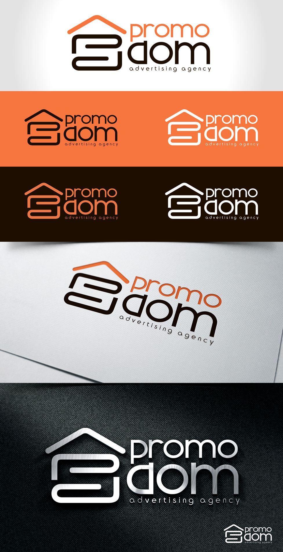Логотип рекламного агентства - дизайнер Enrik
