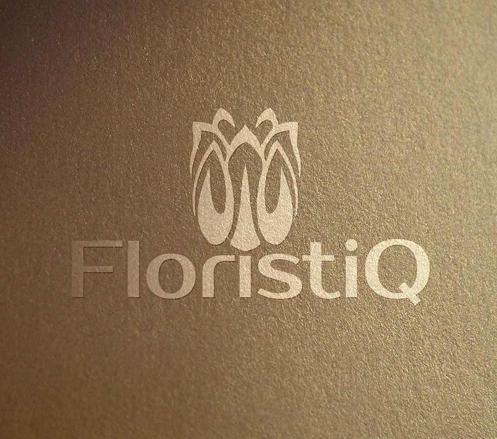 Логотип и фирм. стиль цветочного салона - дизайнер zhutol