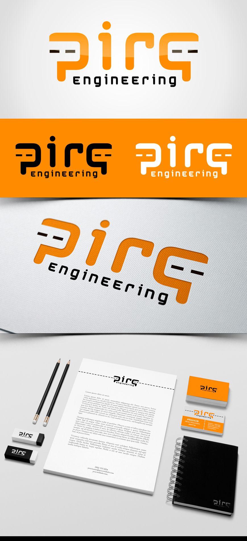 Фирменный стиль и логотип компании - дизайнер Enrik