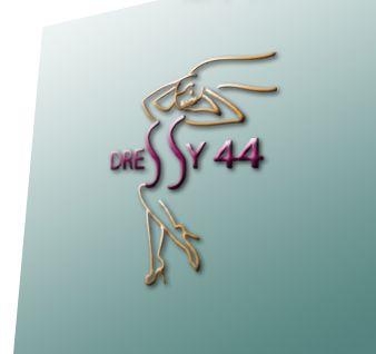 разработка логотипа _производство платьев - дизайнер Serious_sight