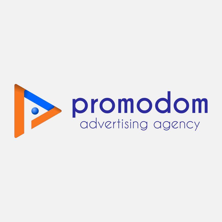 Логотип рекламного агентства - дизайнер waP9eloo