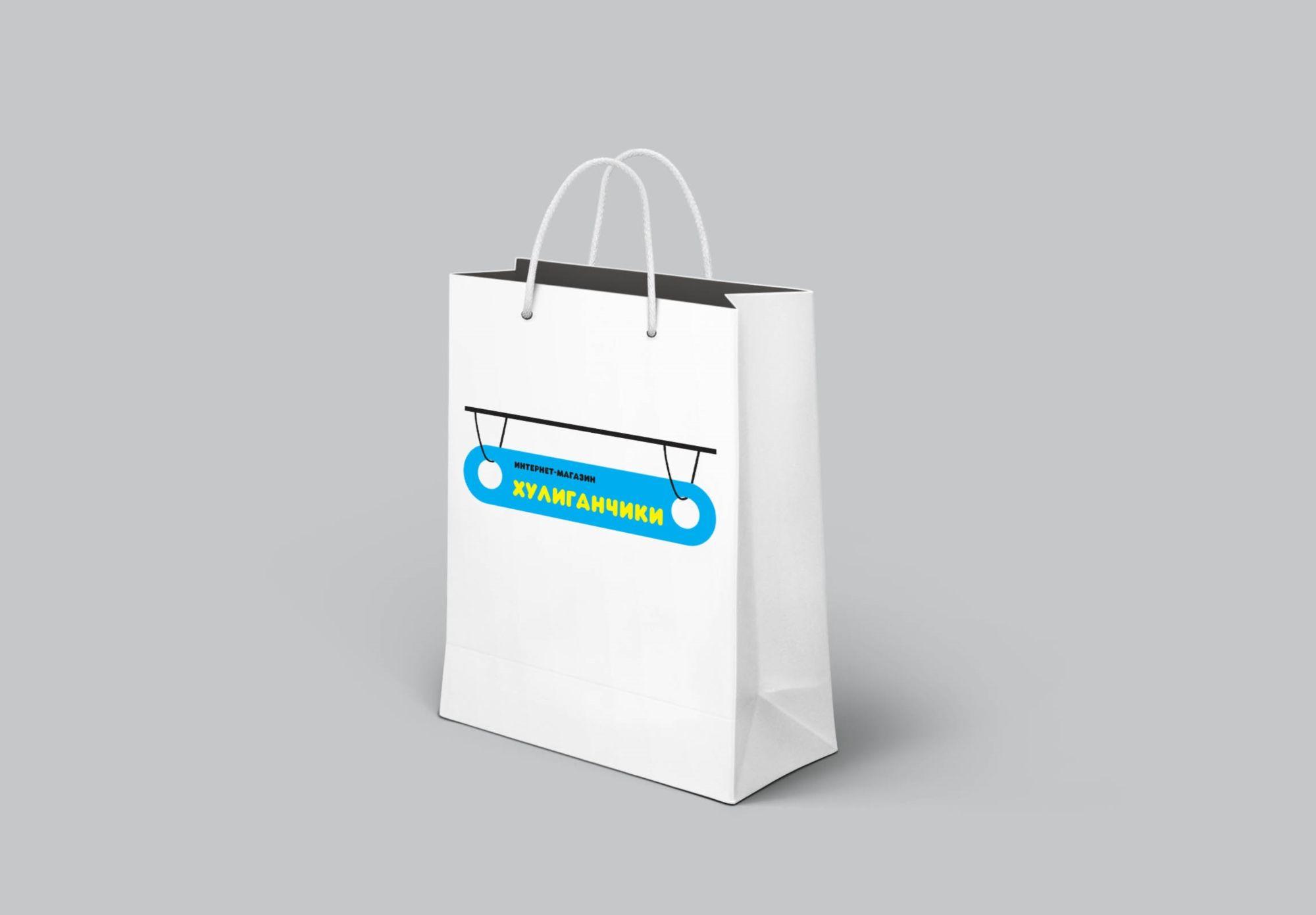 Логотип и фирменный стиль для интернет-магазина - дизайнер baltomal