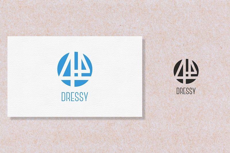 разработка логотипа _производство платьев - дизайнер camelyevans