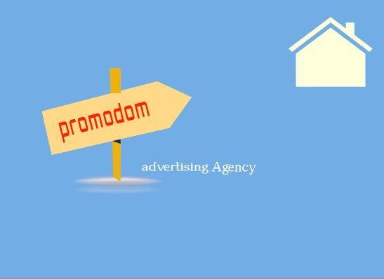 Логотип рекламного агентства - дизайнер darknessbest