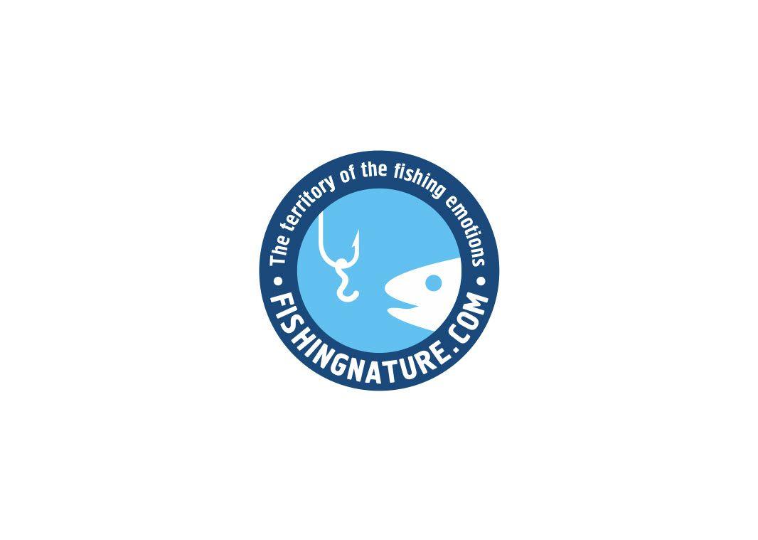 Лого он-лайн фотожурнала о рыболовстве и природе - дизайнер lum1x94