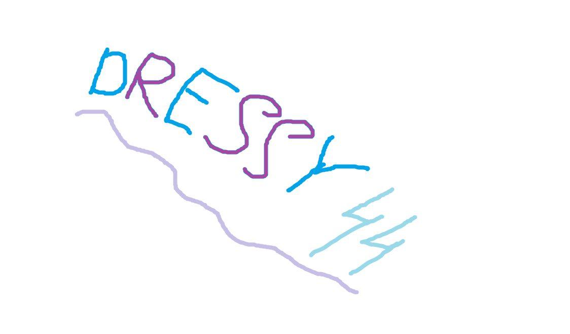 разработка логотипа _производство платьев - дизайнер KATE-_67
