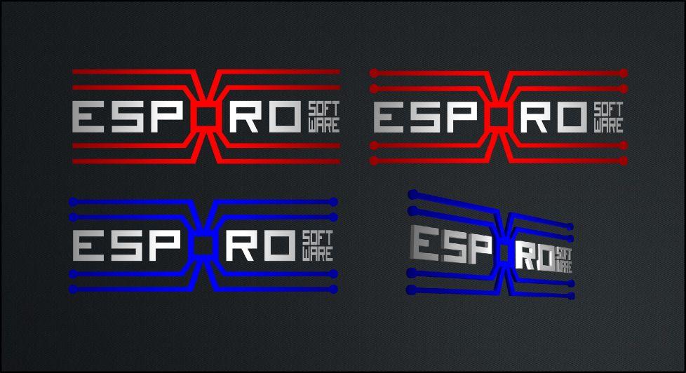Логотип и фирменный стиль для ИТ-компании - дизайнер JohnyGull