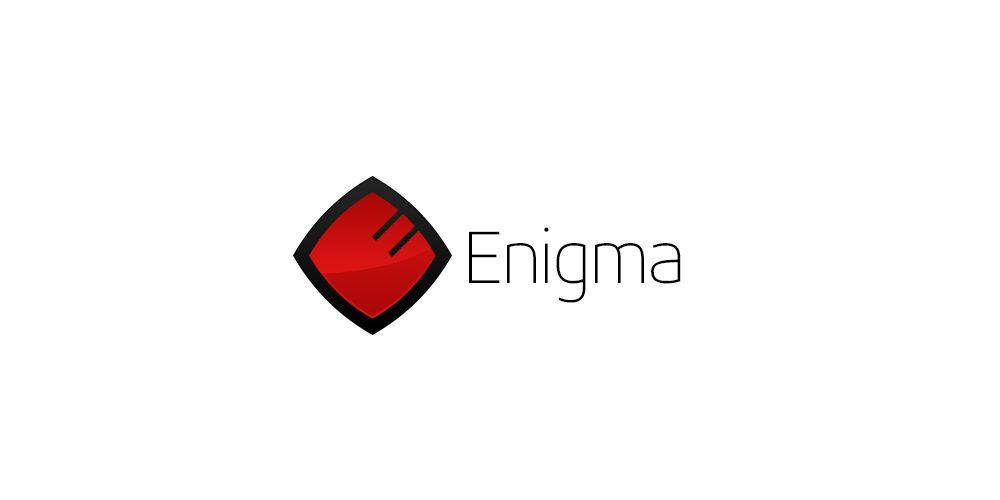 Логотип и фирмстиль для Enigma - дизайнер yatony